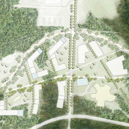 Duke University Crown Commons Works Reed Hilderbrand